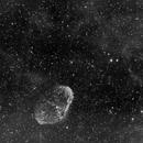 NGC6888, The Crescent Nebula,                                mads0100