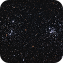 Double Cluster - LRGB,                                Roberto Botero