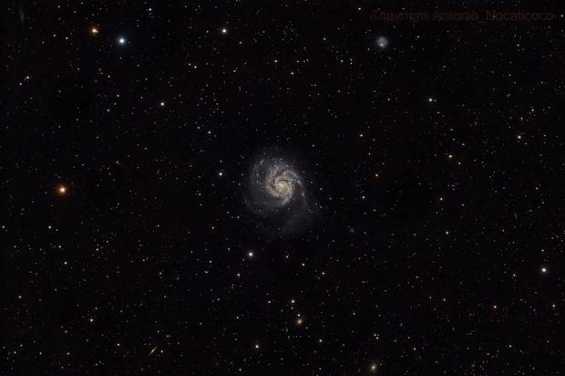 Messier 101,                                Antonio_Nocaticoco