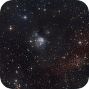 NGC 7129 with HA,                                ChristianDud