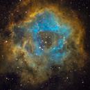 NGC 2244 Rosette Nebula (Skull),                                Chase Snelgrove