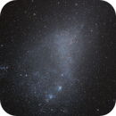 Small Magellanic Cloud + 47 Tucanae,                                Peter Oberč
