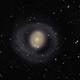 NGC 1269  -  Snow Collar Galaxy,                                Ken