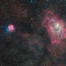 Trifide - Oméga M20 et M8,                                Virginie
