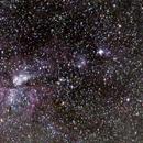 Eta Carinae,                                Lauriston Trindade