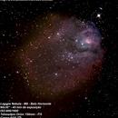 Laguna Nebula - M8 - Muita Poluição Luminosa (Lot of light polution),                                Victor Brasil Sabbagh