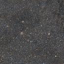 Messier 103 & NGC 663,                                tgigl