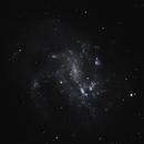 NGC 4395,                                Gary Imm