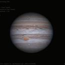 Jupiter, GRS and Oval BA,                                Massimiliano Veschini