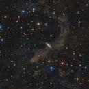 NGC 7497 and MBM 54,                                Fritz