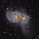 Jump into a Whirlpool M51,                                Florian_Pieper