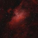 M16 - The Eagle Nebula,                                Nic Doebelin