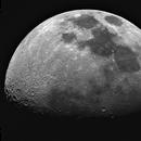 65% Moon,                                Spitzer