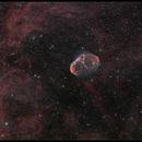 NGC 6888,                                Wolfgang Ransburg