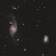 NGC 3718 - wide field - LRGB,                                Roberto Botero