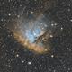 Pacman Nebula,                                apothegary