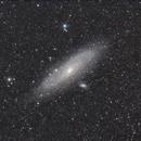 Messier 31,                                Régis Le Bihan