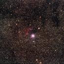 Region of γ Cassiopeia,                                AC1000