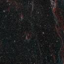 Veil Nebula mosaic,                                Andreas Eleftheriou