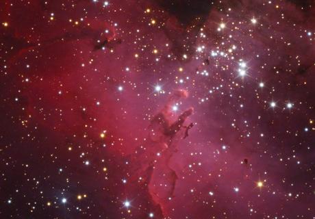 Star Queen Nebula,                                Colin