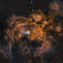 NGC 6357 Lobster Nebula,                                Claudio Ulloa Saa...