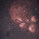 NGC 6334,                                weathermon