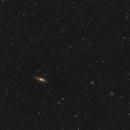 NGC 7331 + Stephans Quintett,                                Brutek
