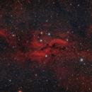 Propeller Nebula,                                francopanetta