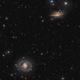 M77 and NGC1055,                                Boris Emchenko