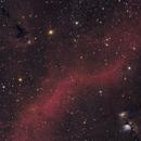 LDN1622 and M78 Mosaic,                                Ron Crouch