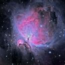 M42 & M43 - Orion Nebula,                                José Manuel Taverner Torres