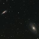 M81 and M82,                                Stewart