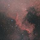 Cygnus Wall in (HaR)GB,                                Nightsky_NL