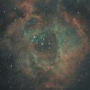 Rosette Nebula,                                @acrux_astrofotografia