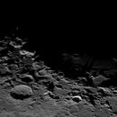 Darkness over Mare Crisium,                                Jairo Amaral