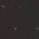 Gaxies dans le lion (M95 - M96 - M105),                                Ferraro