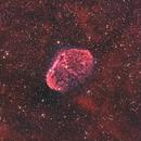 NGC 6888 - Crescent Nebula,                                Sasho Panov