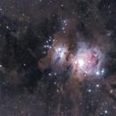 Orion Nebula and the Horse Head Nebula,                                Osama Fathi