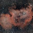 IC 1848 Soul Nebula,                                Giuseppe Bertaglia