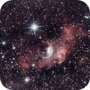 NGC7635-NEBULOSA BURBUJA,                                Manuel José Francisco Agudo