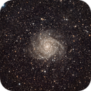IC 342, Spiral Galaxy in Camelopardalis,                                Keith Lisk