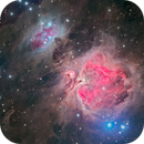 M42 - Deep Sky West Remote Observatory,                                Deep Sky West (Lloyd)
