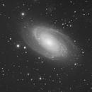 M81 depuis le Plateau de Beille,                                Philastro