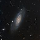 Messier 106,                                Samuel