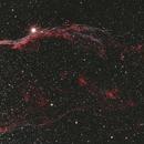 NGC 6960 The Veil Nebula,                                Trev in Wisconsin