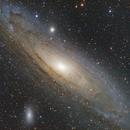 M31 Andromeda,                                midnight_lightning