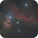 Widefield Horsehead Nebula,                                Mark Stiles
