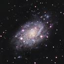 NGC 2403,                                Kyle Butler