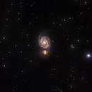 M51 at -34° South,                                Todd