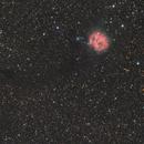 IC 5146 - Sh2-125 - B 168: Cocoon Nebula plus VdB 147,                                Uwe Deutermann